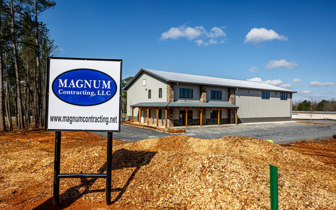 Magnum Contracting Builds New Corporate Headquarters for Acorn Tree Care