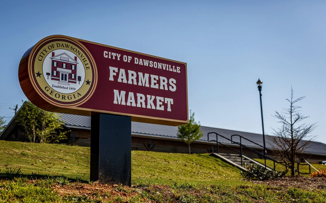 New Farmers Market Built by Magnum Contracting NOW OPEN!